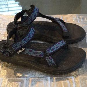 Teva woman's size 8 sandal